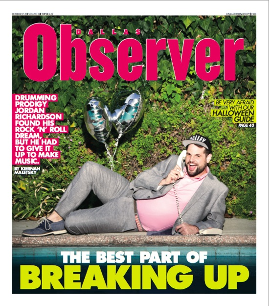 Son of Stan Dallas Observer Cover Story!